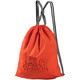 Jack Wolfskin Back Spin Logo Shoulder Bag lava orange